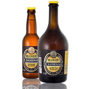 la bière blonde par la grappe escalade perpignan