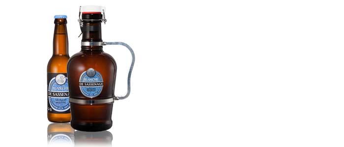la bière blanche par la grappe escalade perpignan